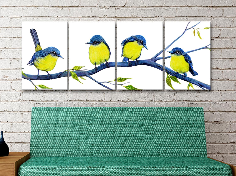 Buy Linda Callaghan Split Panel Canvas Art AU