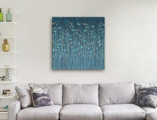 Floral Wall Art Affordable Home Decor Ideas AU
