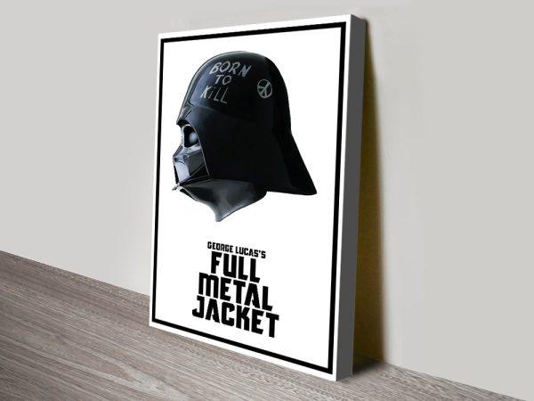 Darth Vader Full Metal Jacket Artwork for Sale
