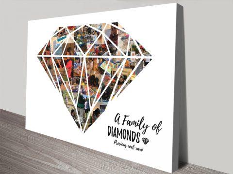 Unique Diamond Collage Great Gift Ideas AU