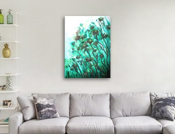 Fairy Flowers Canvas Art Great Gifts AU