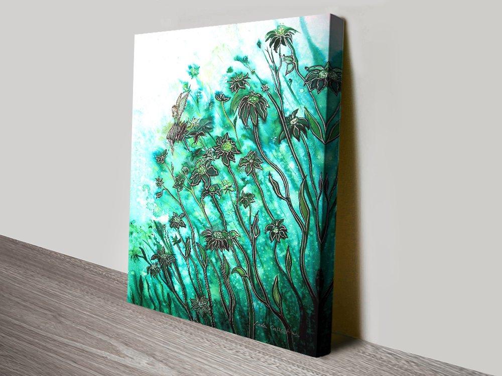 Fairy Flowers Linda Callaghan Artwork