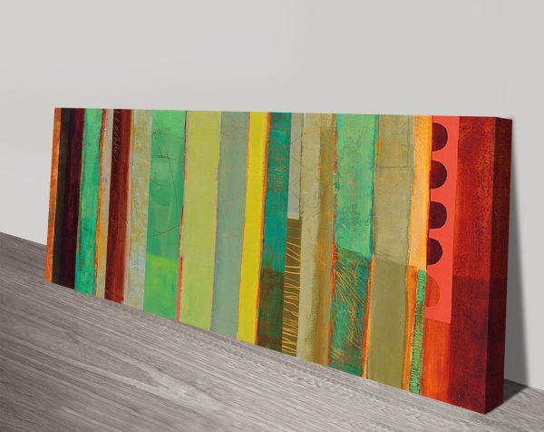 Colourful Panoramic Art Home Decor Ideas AU