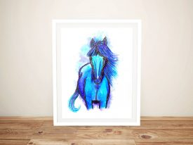 Buy Free Spirit Framed Colourful Wall Art