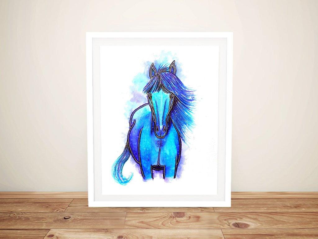 Buy Free Spirit Framed Colourful Wall Art