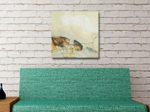 Neutral Tones Abstract Wall Art Cheap Online