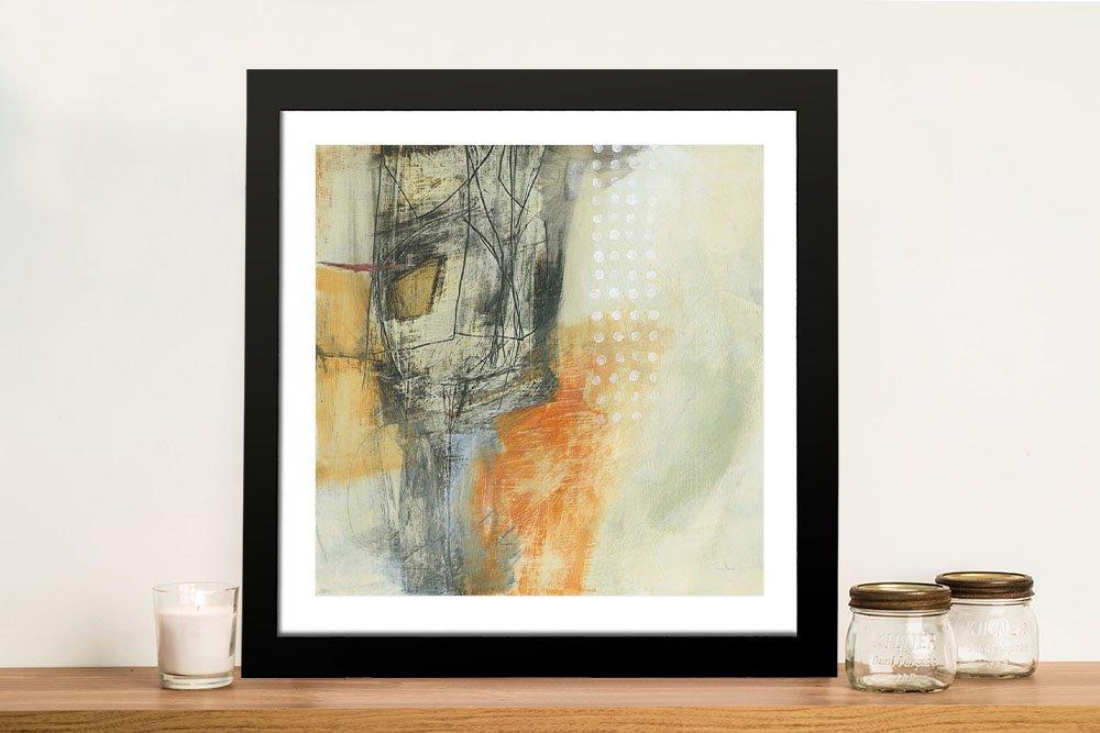 In the Clouds III Framed Jane Davies Print