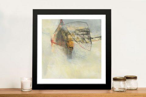 Framed Jane Davies Abstract Art Cheap Online