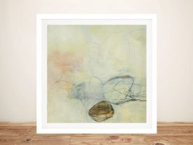 Framed Print of In the Clouds V