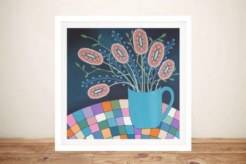 Mug of Joy Colourful Abstract Art