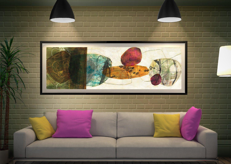 Buy Stacked Jane Davies Panoramic Wall Art