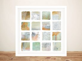 Buy The Misty Fields Abstract Artwork
