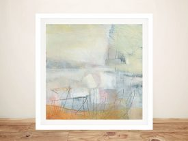 The Field II Framed Jane Davies Artwork