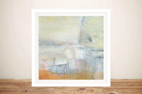 The Field II Framed Jane Davies Artwork