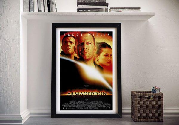Armageddon Framed Wall Art