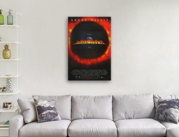 Armageddon Canvas Artwork