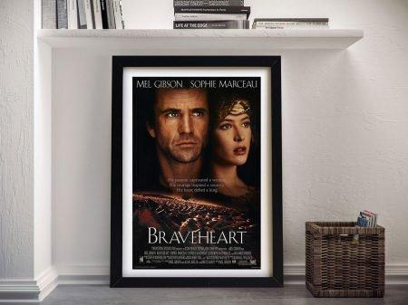 Braveheart Framed Wall Art