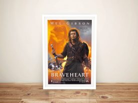 Braveheart Framed Wall Art2