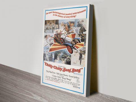 Chitty Chitty Bang Bang Poster Ready to Hang