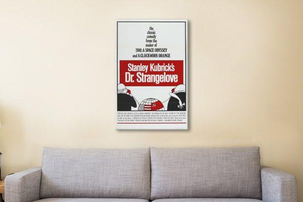 Affordable Dr Strangelove Poster Online