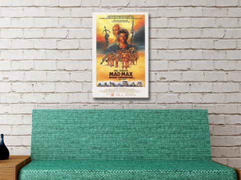 Beyond Thunderdome Mel Gibson Movie Art