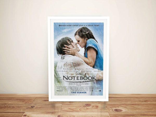 The Notebook Movie Memorabilia Wall Art