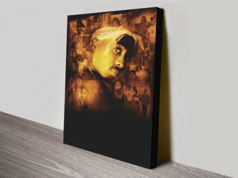 Affordable 2Pac Movie Poster Home Decor AU