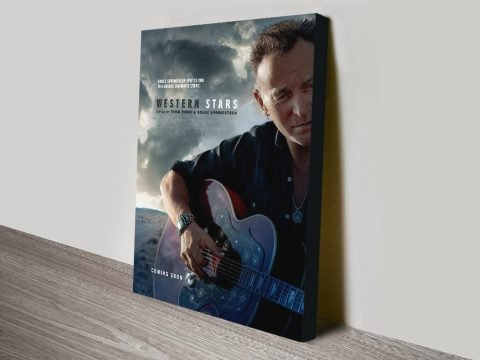 Buy a Bruce Springsteen Poster Great Gifts AU