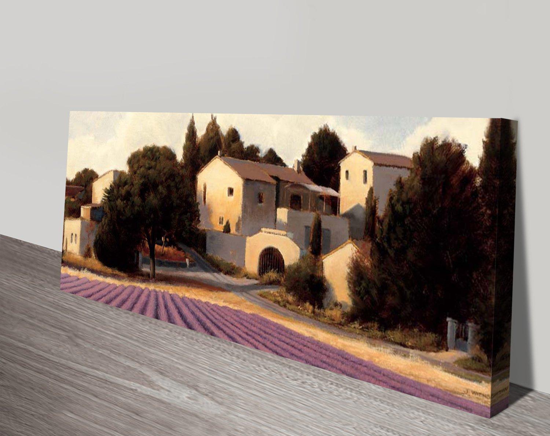 James Wiens Lavender Fields Home Decor AU