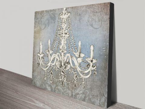 Luxurious Light ll Grey Watercolour Artwork