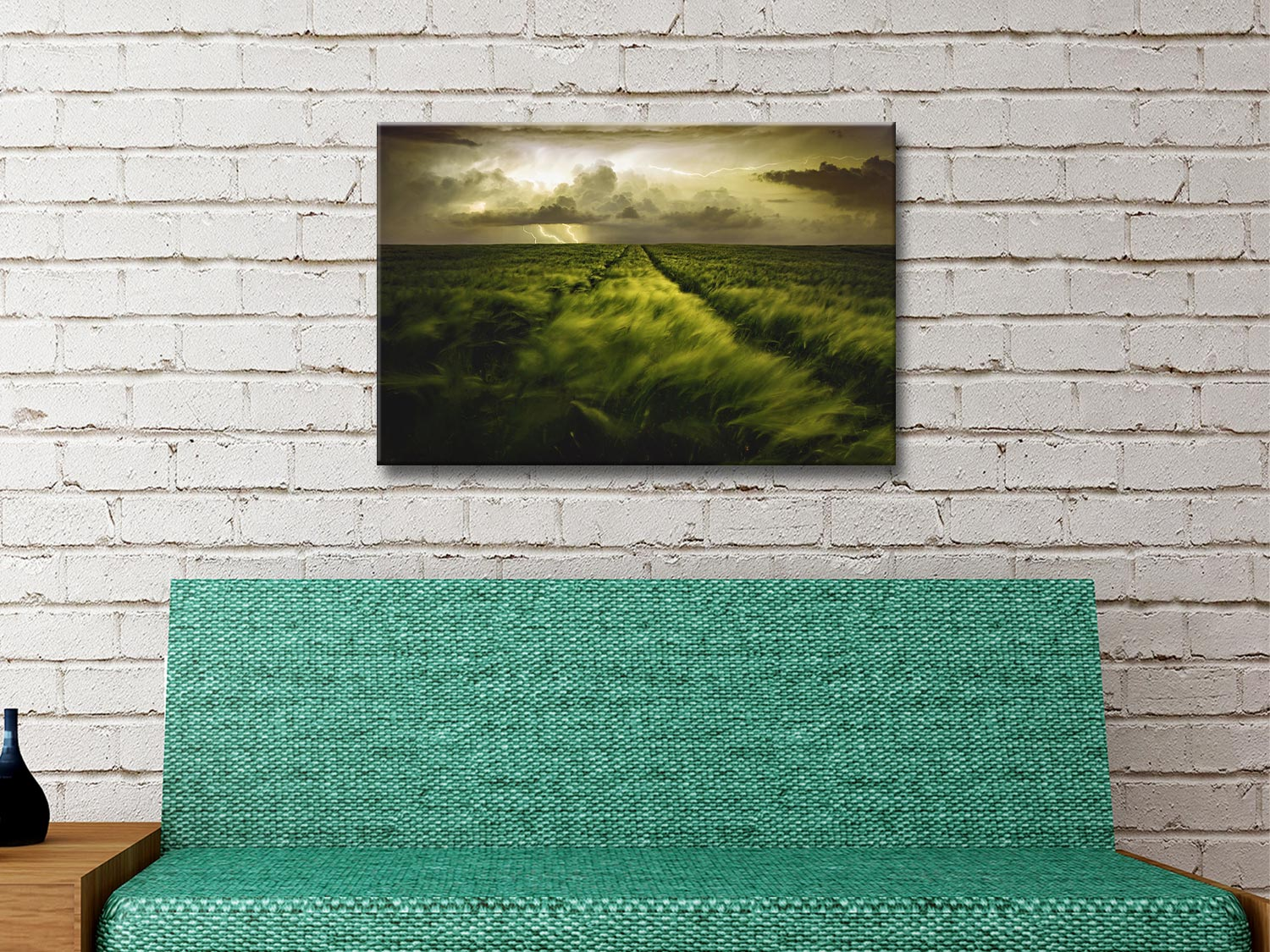 Field of Storms Home Decor Ideas Online