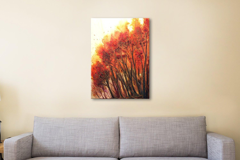 Autumn Blaze Affordable Quality Wall Art AU