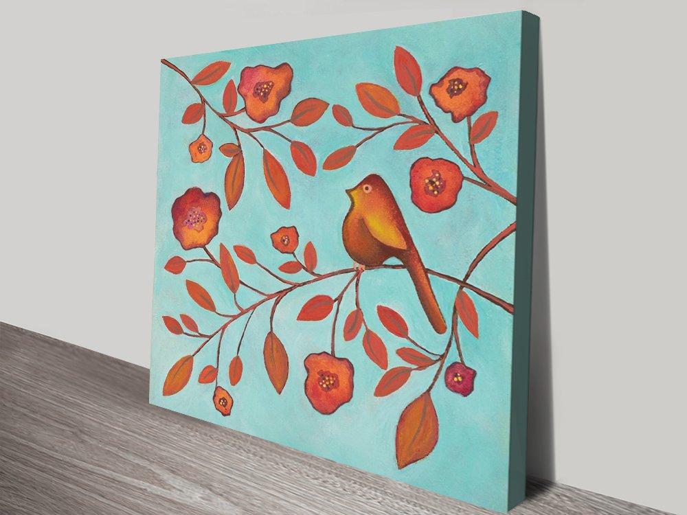 Stretched Canvas Playful Prints Home Decor AU