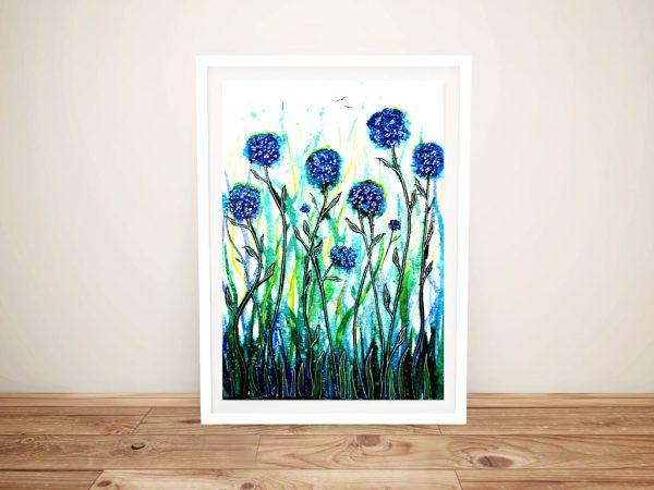 Blooms for You Framed Linda Callaghan ArtBlooms for You Framed Linda Callaghan Art