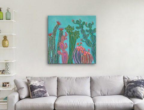 Buy Playful Lisa Frances Judd Canvas Artwork