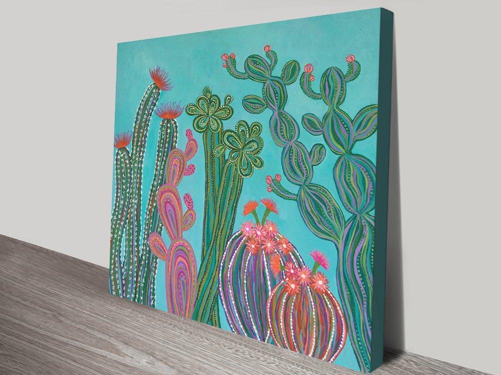 Cactus Party No.2 Great Home Decor Ideas AU
