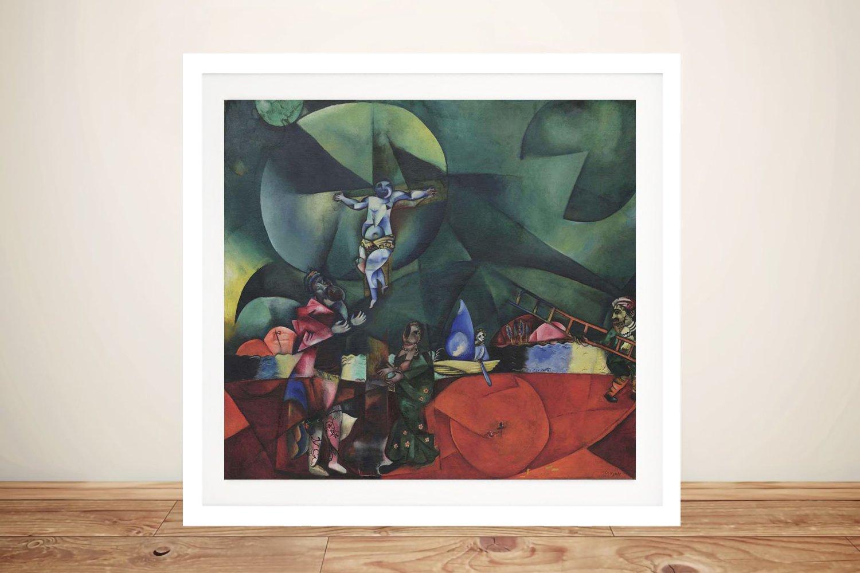 Framed Marc Chagall Art for Sale Online