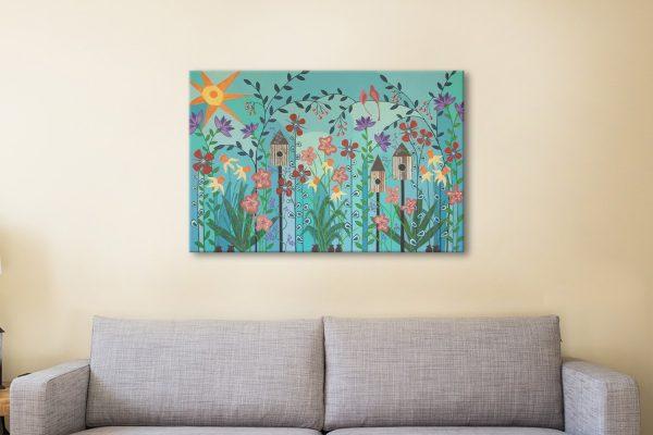 Get Floral Lisa Frances Judd Art Online