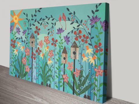 Buy Summery Canvas Art Great Gift Ideas AU
