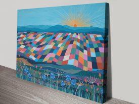 Don't Steal My Sunshine Canvas Wall Art