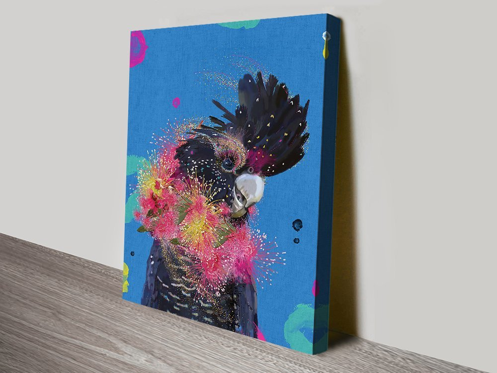 Drag Cockatoo Art Home Decor Ideas AU
