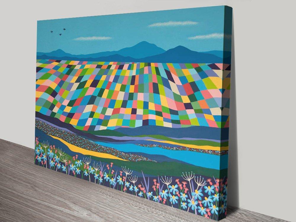 Buy Affordable Abstract Landscape Art Online