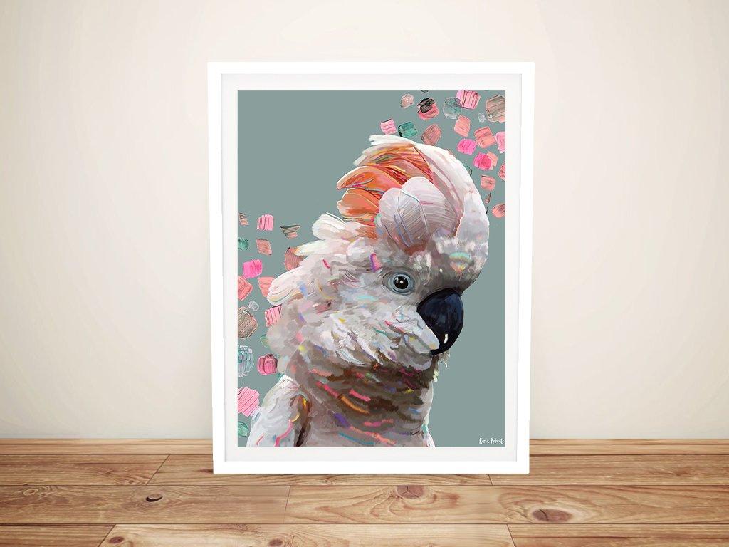 Ivy Framed Bird Art Home Decor Ideas AU