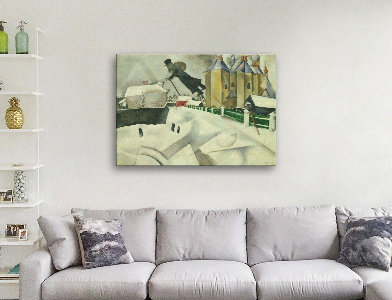 Marc Chagall Canvas Prints Home Decor AU