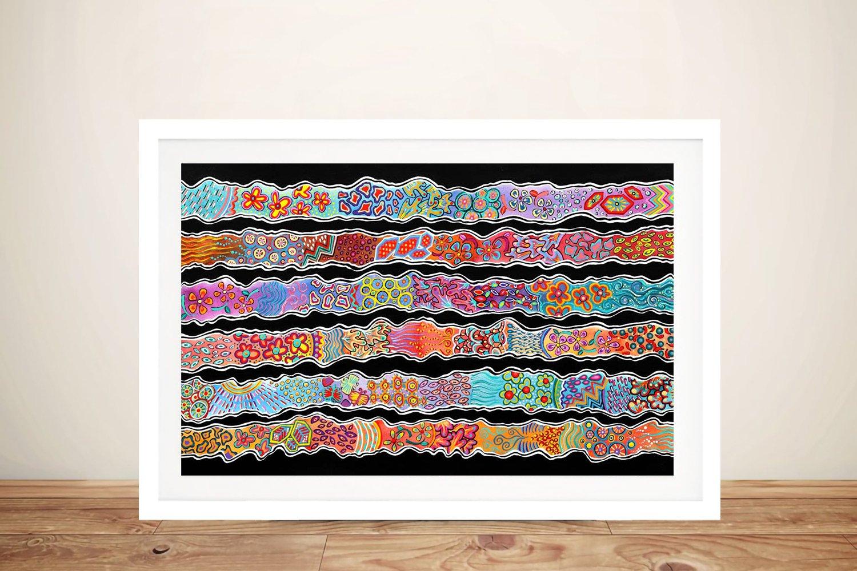 Streams of Joy Framed Art Great Gifts AU