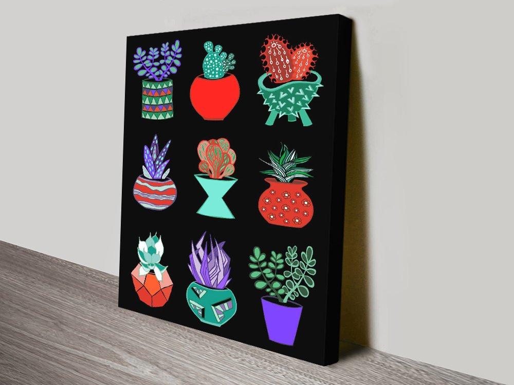Succulent Mad Kitchen Decor Ideas Online