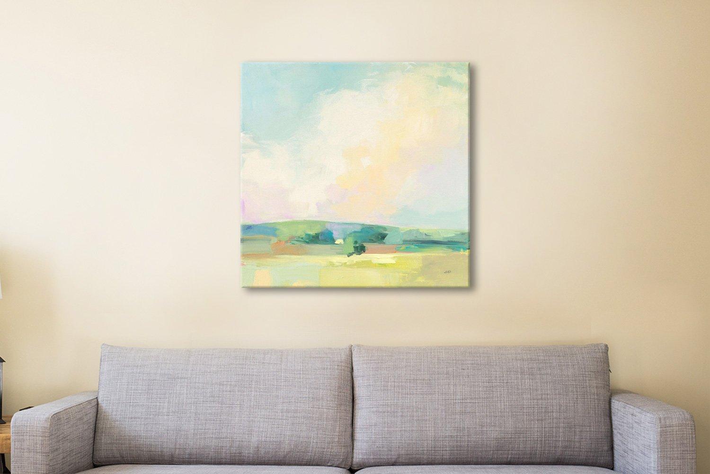 Summer Sky ll by Julia Purinton