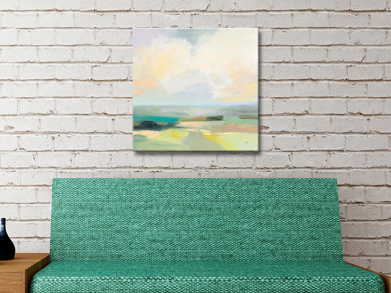 Summer Sky lll Affordable Canvas Art AU