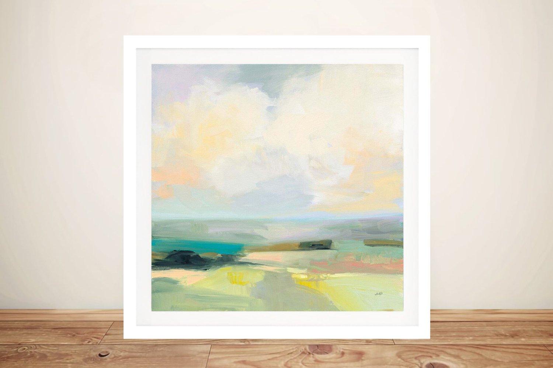 Buy a Framed Print of Summer Sky lll