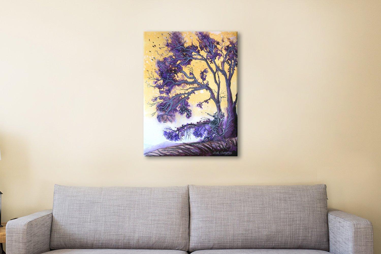 The Wishing Tree Ready to Hang Art